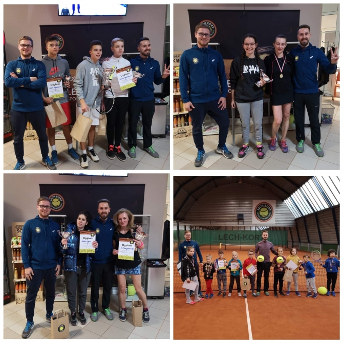 Turnieje z okazji World Tennis Day 2019